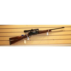 Browning Browning BLR (.358 Winchester) Lever Action Rifle w/ Scope (1985)