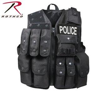 Rothco Rothco Raid Vest Black (6785)