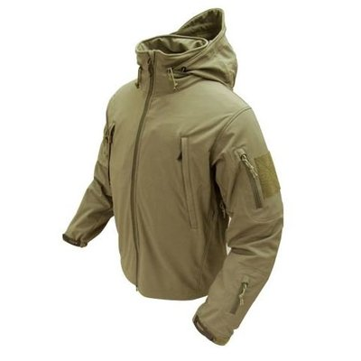 Condor Outdoor Condor Tan Summit Softshell Jacket