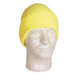 Fox Outdoors Fox Acrylic Watch Cap (Safety Yellow)