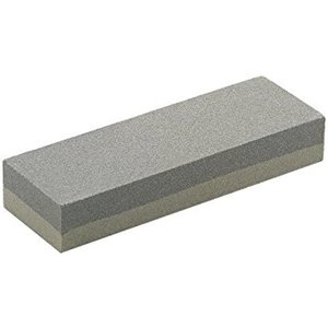 "GH GH 8"" Aluminum Oxide Sharpening Stone - Two Sided"