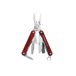 Leatherman Leatherman Squirt Ps4 - Red (Multi-Tool)