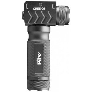 AIM Sports AIM Front Grip w/ Flashlight (FTG180)