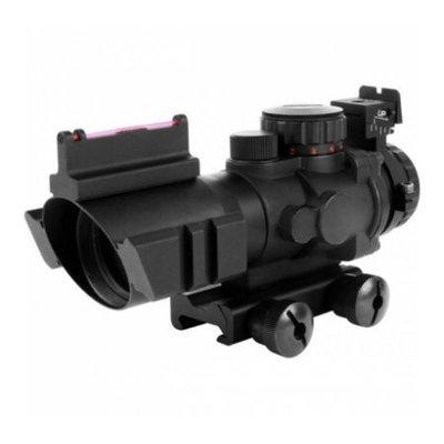 AIM Sports AIM 4x32mm Tri-Illuminated Scope (JTCF0432G)