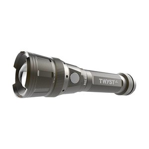Nebo Nebo Twyst Z (Grey) - 400 Lumen LED Flashlight / Torch