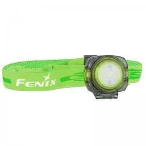 Fenix Fenix HL05 - 8 Lumen Multi Function Headlamp (Grey/Green)