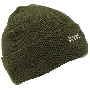 Misty Mountain Olive Drab 40 Gram Thinsulate Toque