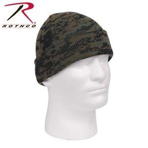 Rothco Woodland Digital Camo Knit Toque (#5715)
