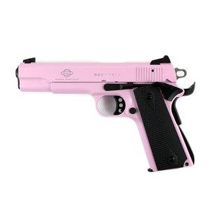 GSG GSG 1911 22LR Semi Auto Handgun - Pink