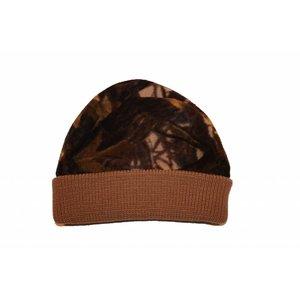 Misty Mountain Knit & Fleece Bush Camo Toque (#875)