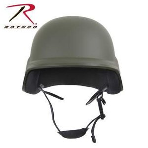 Rothco GI Style PASGT Plastic Helmet Olive Drab