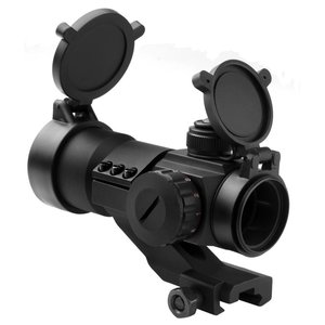 NcStar NcStar 1x35mm Cantilever Dot Sight Red/Green/Blue Reticle - Black (DRGB135)