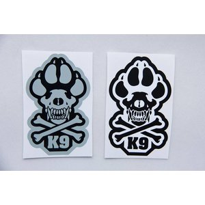 Milspec Monkey K9 Decal