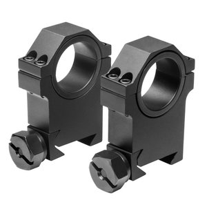 """NcStar NcStar 30mm Scope Rings - 1.5"""" Height (RB24)"""