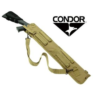 Condor Outdoor Condor Shotgun Scabbard - Tan