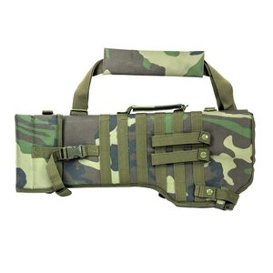 NcStar Tactical Rifle Scabbard (NcStar) Woodland