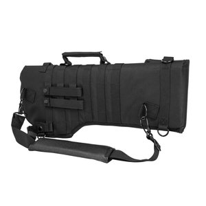 NcStar Tactical Rifle Scabbard (NcStar) Black