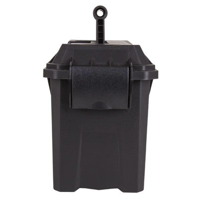 Flambeau Flambeau Small Ammo Can 30 cal (Black Plastic) #6415SB