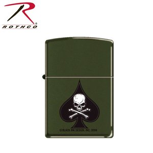 Zippo USA Zippo Death Spade (OD Green)