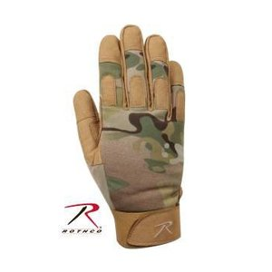 Rothco Rothco MultiCam Lightweight Duty Gloves (#4426)