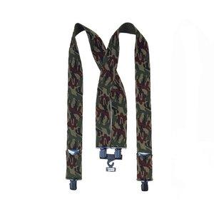 Rothco Rothco Woodland Camo Suspenders (4194)
