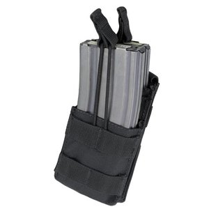 Condor Outdoor Condor Single M4 Open-Top Stacker Mag Pouch (MA42)