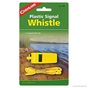 Coghlan's Coghlan's Plastic Signal Whistle (#9420)