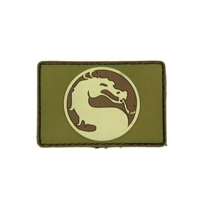 PatchPanel Mortal Kombat PVC Patch