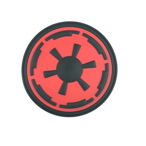 PatchPanel Galactic Empire PVC Patch