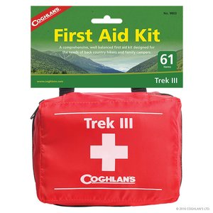 Coghlan's Coghlan's Trek 3 First Aid Kit (#9803)