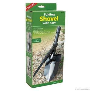 Coghlan's Coghlan's Folding Shovel with Saw (#9725)