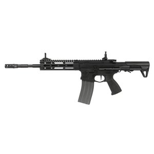 G&G Airsoft GG CM16 Raider-L 2.0 (Black) Airsoft M4 (With Li-PO COMBO)