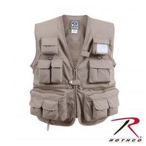 Rothco Rothco Uncle Milty Travel Vest (Khaki)