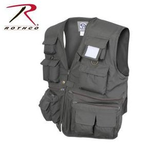 Rothco Rothco Uncle Milty Travel Vest (Olive Drab)