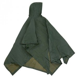 SGS Olive Drab (Mil-Spec) Heavy-Weight Poncho