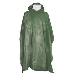 Fox Outdoors Fox Adult Vinyl Poncho Olive Drab (#21-10)
