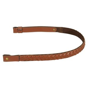 "Levy's Leathers Levy's 1"" Braided Leather Sling - Walnut/Brown (SN7BS-WAL/BRN)"
