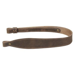 Levy's Leathers Levy's Old Friend Cobra Fine Stitched Sling - Dark Brown (SS21D-DBR)