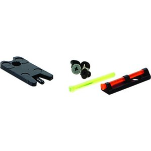 Allen Company Uni-Bead Hi Visibility Shotgun Sight kit