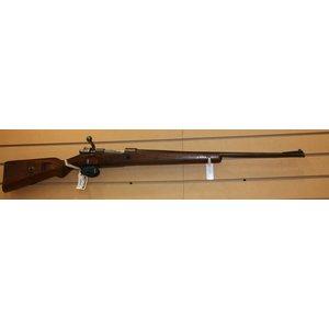 Mauser Swedish Mauser (8 MM) In K98 stock