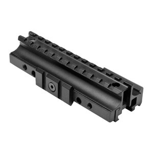 NcStar NcStar AR15 Tri-Rail Mount/Riser for Flat-Top (MTRIF)