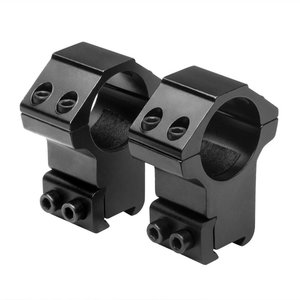 """NcStar NcStar 1"""" Dovetail Scope Rings - 1.4"""" Height (RB27)"""