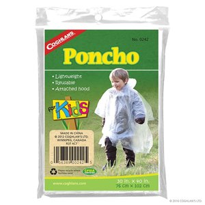 Coghlan's Coghlan's Poncho for Kids (#0242)