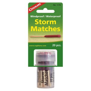 Coghlan's Coghlan's Wind/Waterproof Storm Matches (#1170)