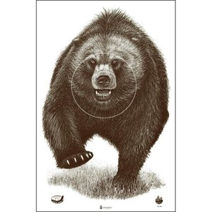 Law Enforcement Targets Alaska State Parks Bear Target (ASP-BB)