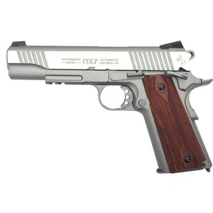 Cybergun Colt 1911 Rail Gun (Airsoft Pistol Co2) Cybergun #180530