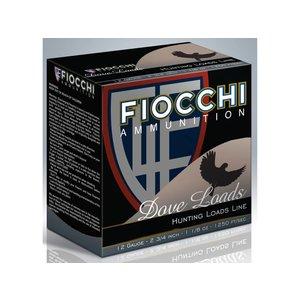 "Fiocchi Fiocchi Game & Target 12 Gauge 2-3/4"" #7.5"
