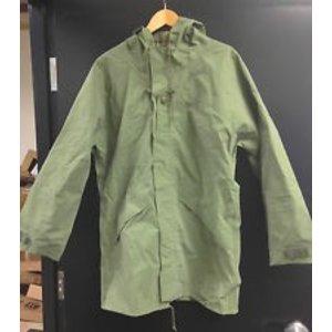 Canadian Military Surplus Canadian Olive Drab Rain Jacket - Surplus