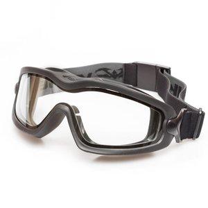 Valken Valken VTAC SIERRA Tactical Goggles - Black (CLEAR)