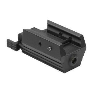 NcStar NcStar Low Profile Red Laser w/ Weaver Mount (AAPRLS)